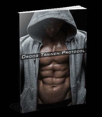 droogtrainen mannen, oefeningen buikspieren