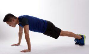 Borstspieren trainen, Pectoralis Major