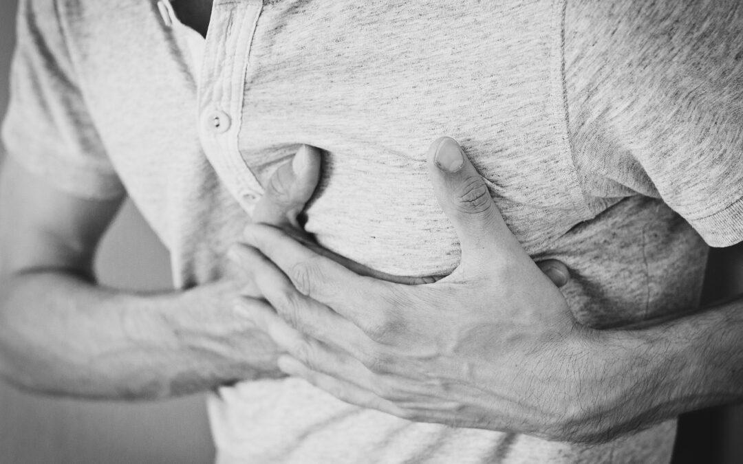 Pijn op de borst?